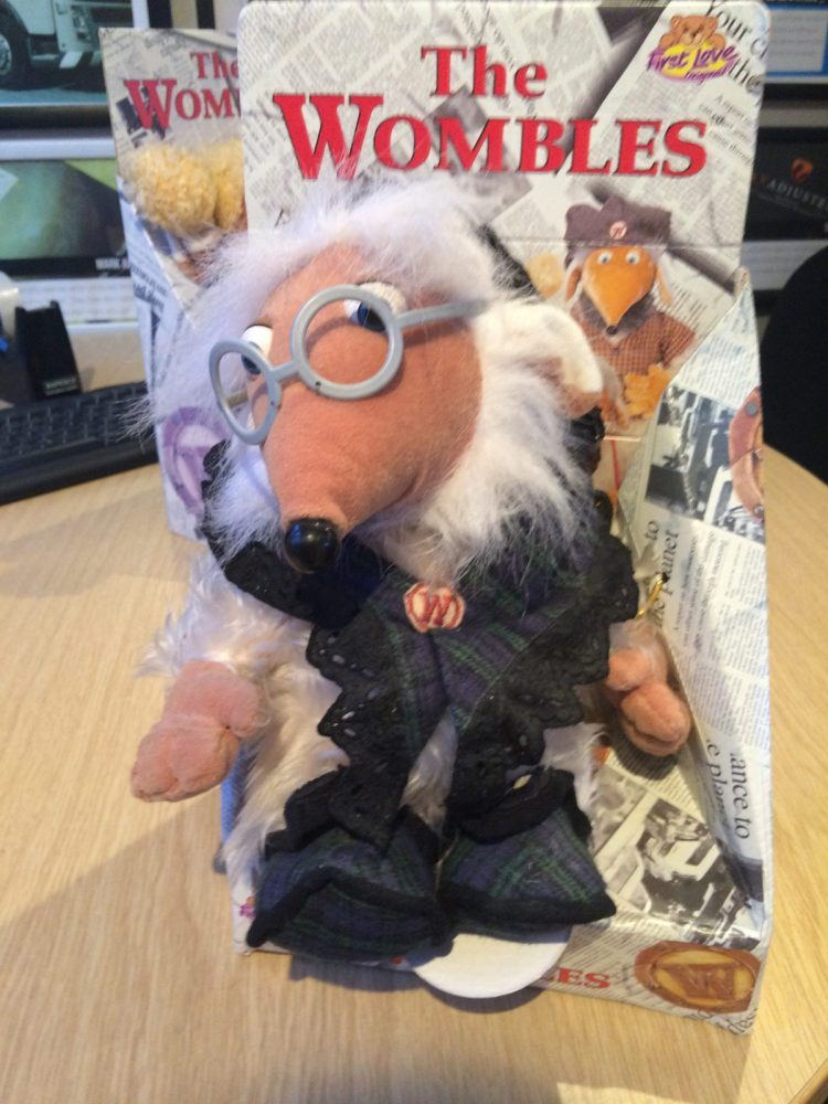 Great-Uncle-Bulgaria - The Wombles