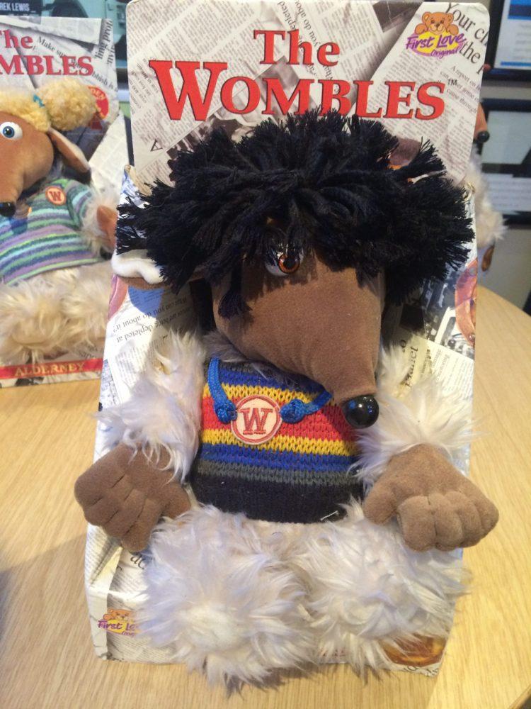 Stepney - The Wombles