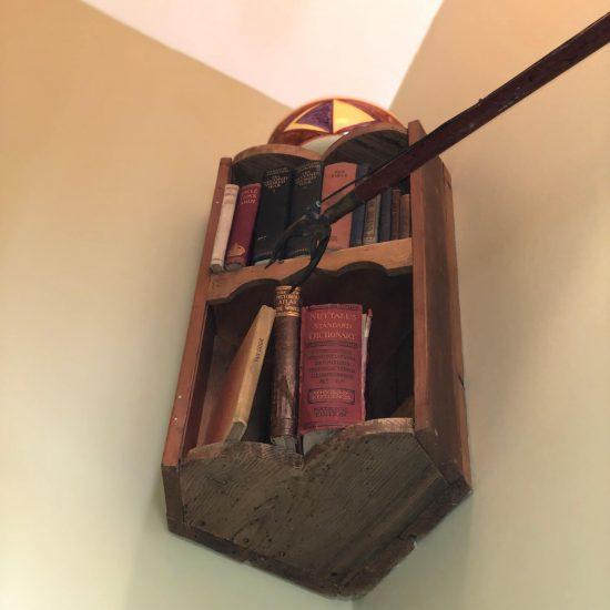 Antique Book Grabber