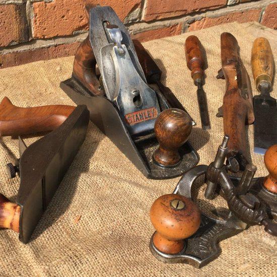 Old Edge Tools