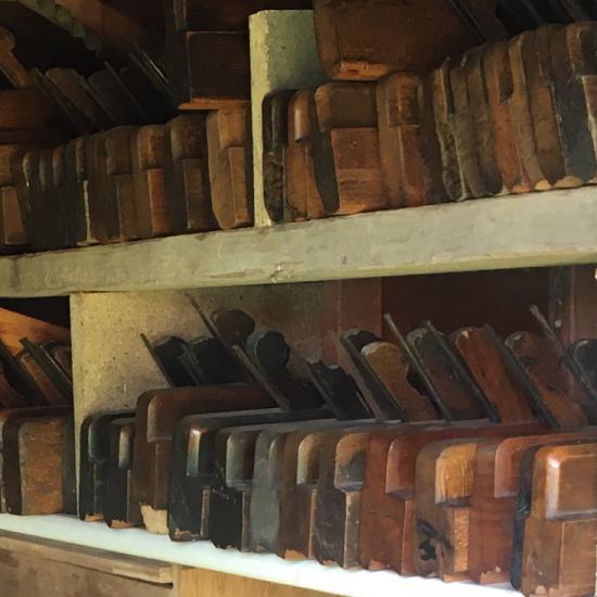 Wooden Moulding Planes